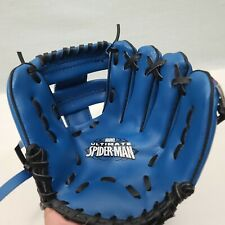 "Ultimate Spiderman Baseball Glove Marvel Youth Kids 9.5"" Right Handed Mitt"