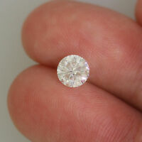 1 Ct E/SI Round Natural Certified Loose Diamonds for Engagement Rings #P10005