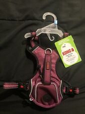 Kong Small Comfort + Reflective Pink Waste Bag Harness NEW