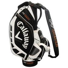 Callaway Golf Fusion Staff Bag,  Black/White