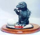 Godzilla with Mothra Egg 1964 Monster Rare Unpainted Figure Model Resin Kit