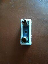 ancien porte fusible en porcelaine avec fusible 10A/250V Legrand