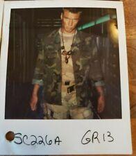 UNIVERSAL SOLDIER, Original JEAN CLAUDE VAN DAMME Movie Pictures, DOLPH LUNDGREN