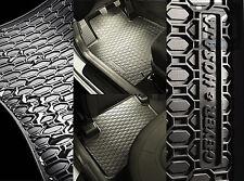 G865 Gummimatten Gummifußmatten Ford S-Max I Galaxy II