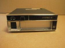 Vintage Medallion Car Stereo 8 Track Tape Deck Player Model 65 500 Japan Chrome