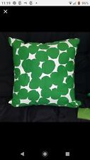 BN! kate spade new york green random polka deco dot decorative pillow, rare