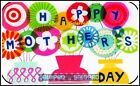 TARGET 2012 USA OH HAPPY MOTHER'S DAY CELEBRATION #817142 COLLECTIBLE GIFT CARD For Sale