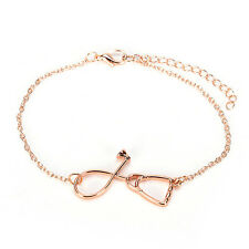 Jewelry Metal Link Chain Fashion Women Stethoscope Bracelet Girl