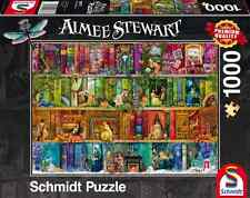 SCHMIDT JIGSAW PUZZLE BACK TO THE PAST AIMEE STEWART 1000 PCS #59377