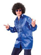 1970's Black Pop Mini Afro Wig Mens 70's Fancy Dress Scouse 118 Hair UK