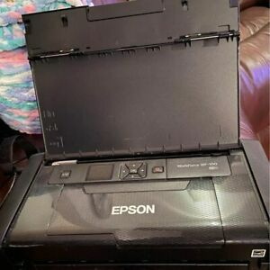 Epson WorkForce WF-100 Wireless Mobile Inkjet Printer