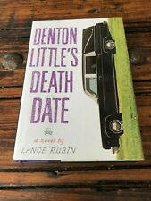 Denton Little's Death Date by Lance Rubin Hardcover