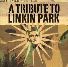 TRIBUTE TO LINKIN PARK  CD NEUF FIXER/JOOLZ/SINISTER/+