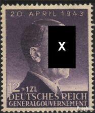 Algemeen 101 postfris MNH 1943 Hitler