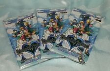 3x Kingdom Hearts Break of Dawn TCG/CCG Card Game Sealed Booster Packs