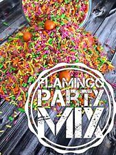 Flamingo Party Mix Sprinkles Cake Cupcake Cookie Sparkles Edible