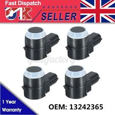 4x PDC Parking Aid Ultrasonic Sensor For Vauxhall Opel Insignia 13242365
