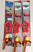 Shakespeare Youth Disney Cars Medium Spincast Combo, 2-Feet 6-Inch - Lot of 3