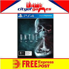 Until Dawn PS4 Brand New & Sealed Free Express Post In Stock