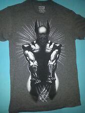 Marvel X-Men Wolverine Grey Tshirt Size Adult Small
