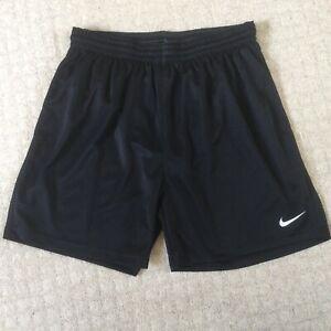 Nike Shorts Men's Black Sports Shorts Running Shorts Size XL