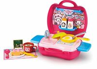 AGATSUMA My Melody Pack and Sprinkle! Odekake Cafe Kitchen NEW from Japan