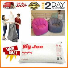 Bean Bag Snack 100 Liter Refill Chair Seat Filling Lounge Filler 3.5 Cubic Ft