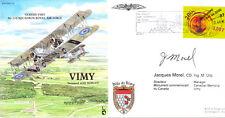 PP24 Vickers VIMY RAF volati firmato FDC