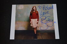 BIRDY signed Autogramm 20x25 cm In Person