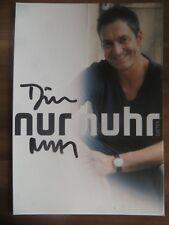 Handsignierte AK Autogrammkarte *DIETER NUHR* Deutscher Komiker / Kabarettist #4