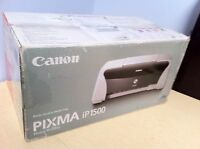 Canon PIXMA IP1500 Digital Photo Inkjet Printer