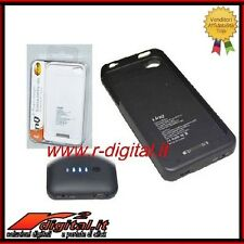 COVER + BATTERY 2100mah WHITE for IPHONE 4 4S 4G CHARGER charger
