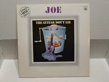"JOE The guitar don't lie MAXI 12"" 128738"