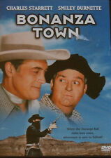 Bonanza Town NEW DVD FREE Shipping Buy 2 Items - Get $2 OFF