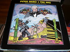 PETER NERO THE WIZ LIMITED EDITION DIRECT TO DISC RECORDING-VINYL-NM-45 RPM