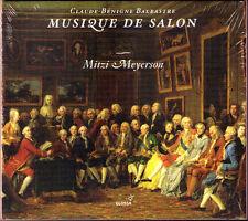 C.B. Balbastre 1722-1799 musique de salon Mitzi Meyerson 2cd rium Harpsichord
