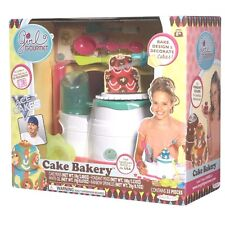 Girl Gourmet Cake Bakery Ace of Cakes Duff Play Kitchen  NEW Sealed Box 8+