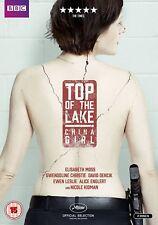 Top of the Lake Season Series 2 China Girl DVD R4