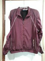 VTG 90's Reebok Windbreaker Full Zip Up Jacket Size Large mens