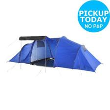 6 Person Tent Man Room Family Outdoor Waterproof Camping Shelter Festival Hiking