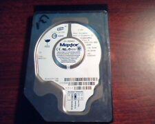Hard Disk Drive IDE Maxtor DiamondMax Plus 8 40GB NAR61EAO E-H011-02-3427 ATA