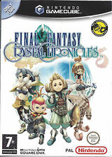 FINAL FANTASY CHRYSTAL CHRONICLES for Nintendo Gamecube - PAL