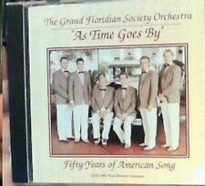 Disney World Grand Floridian Resort Orchestra, As Time Goes By, NEW CD
