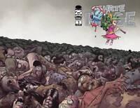 I Hate Fairyland Walking Dead #100 Tribute Variant Image Comics 1st Print