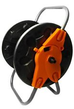 More details for high capacity 60m hose reel at a budget price,fold down handle for easy storage
