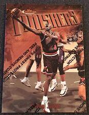 MICHAEL JORDAN 1997 97/98 TOPPS FINEST #39 - CHICAGO BULLS LAST DANCE - X741
