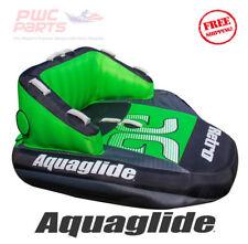 AQUAGLIDE RETRO 2 Rider Capacity Towable Lounger Swim Boat Tube New 58-5216617