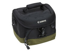 Borse e custodie a tracolla neri marca Canon per fotocamere e videocamere