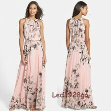 Nice Summer Women  Boho Long Maxi Dress Lady Beach Dresses Sundress
