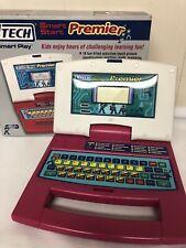 Vintage 90s Vtech Smart Start Premier Electronic Computer Laptop Educational Box